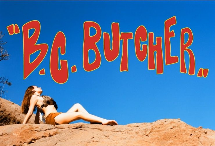 bc butcher - First Stone Age Slasher Film B.C. Butcher Coming from Troma