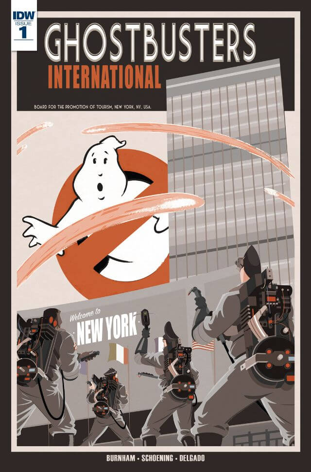 Ghostbusters comic (1)