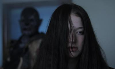 creature Erika - It's a Wrap for Lake Effect - New Stills!