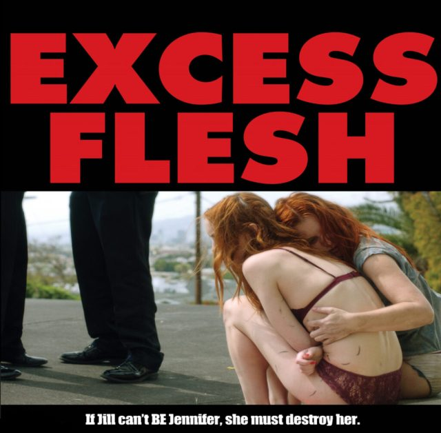 excess flesh poster 1024x1005 - Official Trailer Removes Your Excess Flesh