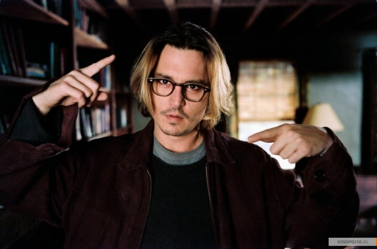 johnny depp - Johnny Depp Disappears for Universal's Invisible Man