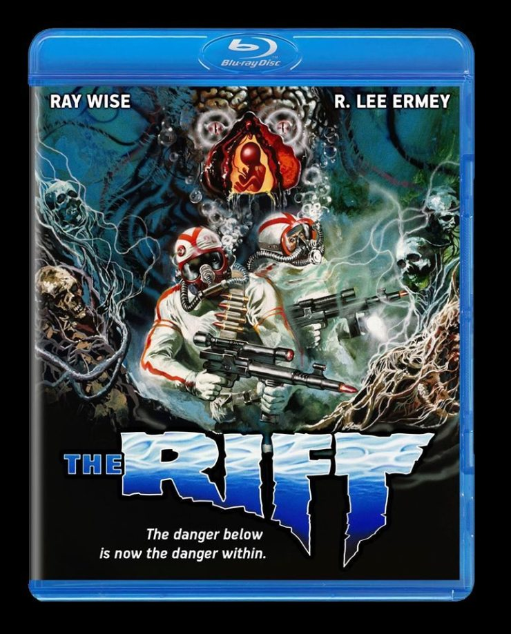 TheRiftBlu - Scorpion Releasing and Kino Lorber Re-Opening The Rift on Blu-ray this Summer