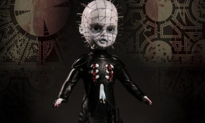 ldd hellraisers - Mezco Gives Hellraiser III's Pinhead the Living Dead Doll Treatment