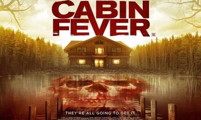 Cabin Fever Remake UK Poster