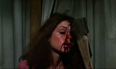 Friday the 13th 1980 Marcie Jeannine Taylor axe in face - 5 Amazing Ax Deaths in Honor of (T)ax Day