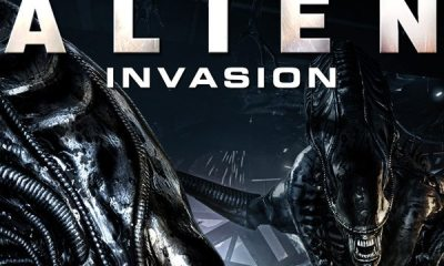 alien invasion s - Celebrate Alien Day with this Exclusive Excerpt from Tim Lebbon's Alien: Invasion