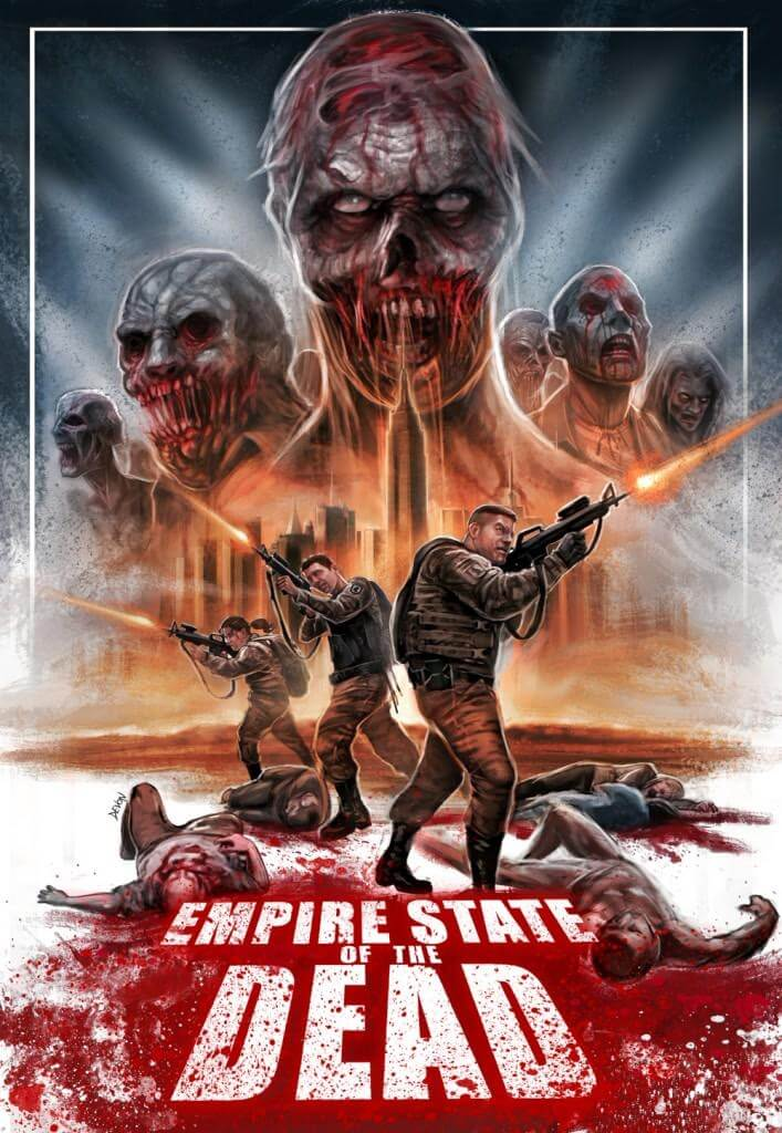 Empire State of the Dead2 1 - Zombies Invade New York in Empire State of the Dead