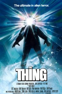 The Thing Poster 200x300 - DC Horror Oscars: Horror Movies That Deserved Academy Award Nominations