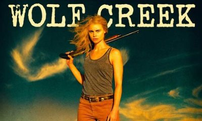 Wolf Creek TV Poster s - Wolf Creek: The Series Hitting DVD in March