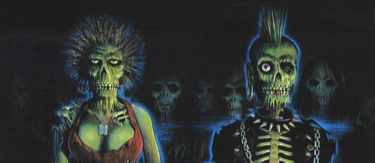 horror punks - 5 Horrorpunk Bands to Check Out in 2016