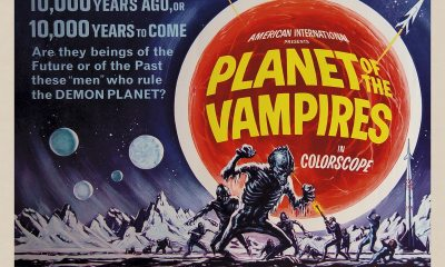 planet of the vampires - Cannes 2016: Nicolas Winding Refn Says Alien Ripped Off Mario Bava's Planet of the Vampires