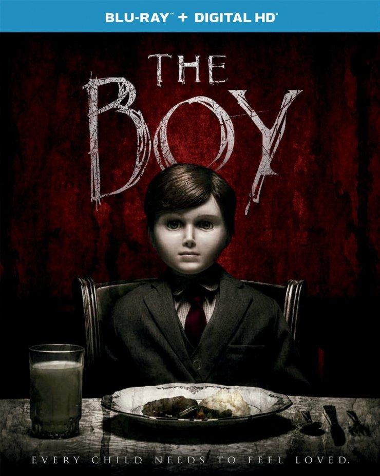 theboy bluray - Exclusive: William Brent Bell Talks Creating The Boy