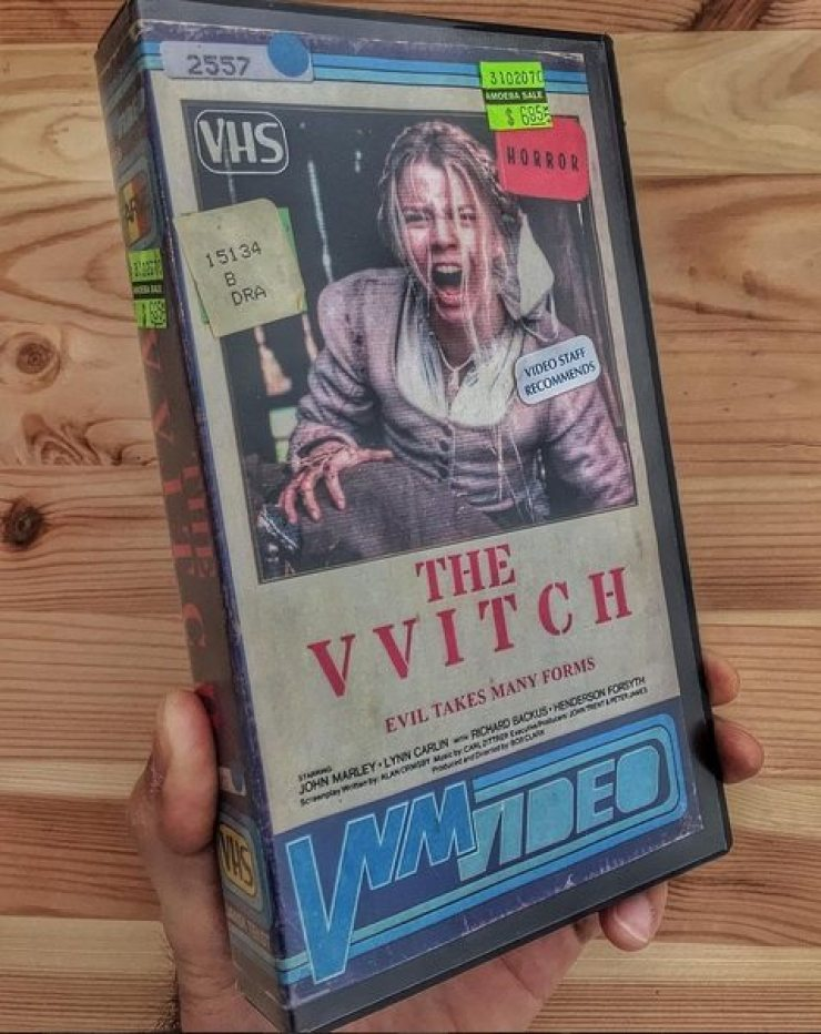 vhs-witch