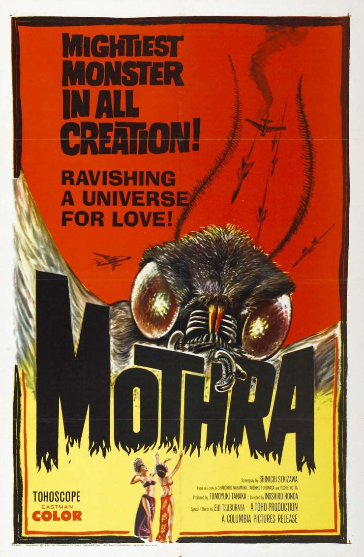 Mothra - RiffTrax Live vs. Mothra in Theaters this August