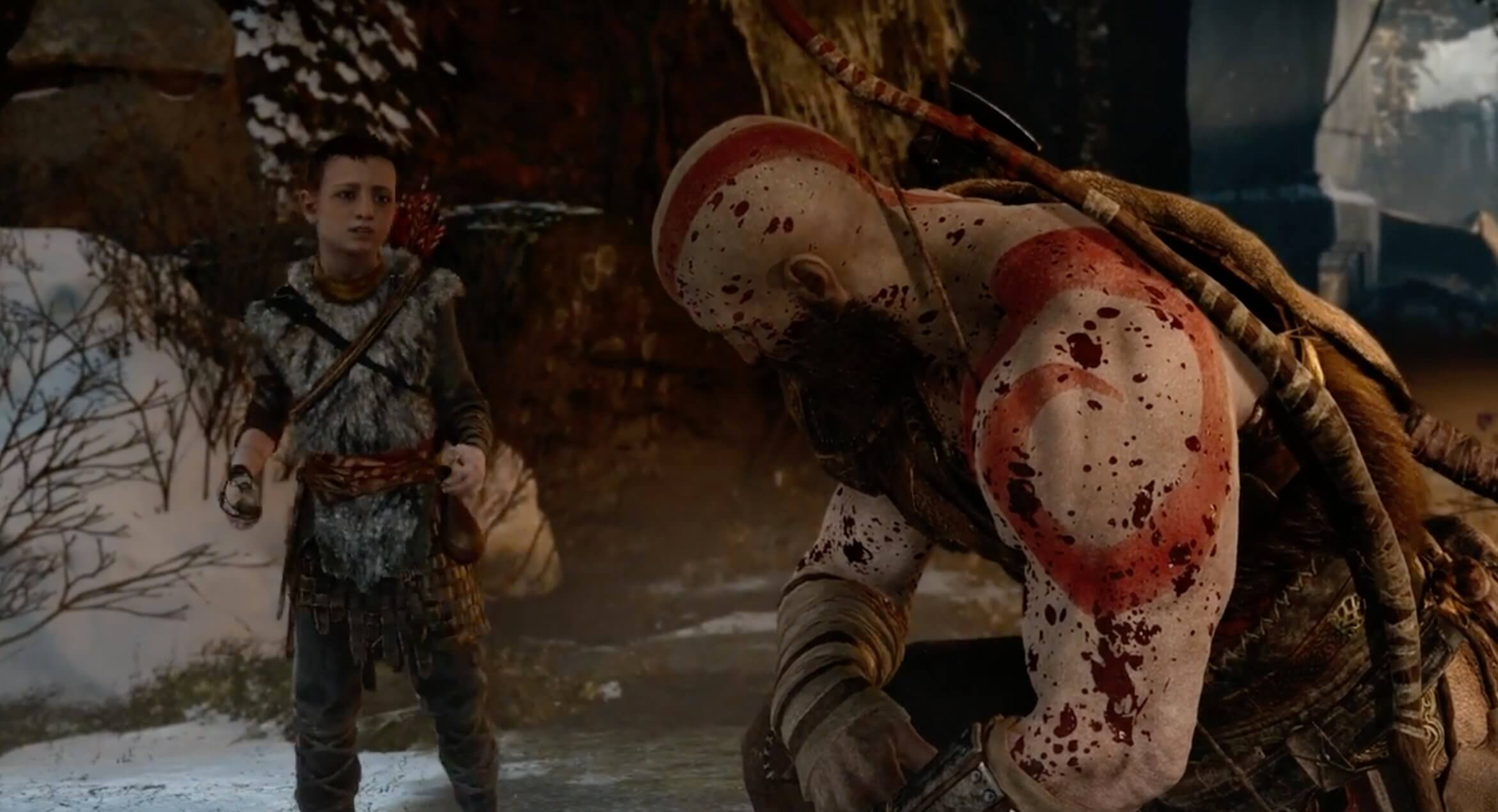 E3 2016 New God Of War Game Will Take Your Breath Away