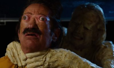 greasy strangler - Australian Deluxe Edition of The Greasy Strangler Sliming Its Way to Home Video on March 22nd
