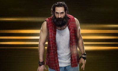 lukeharper - First Word on Ted Geoghegan's Mohawk; WWE Superstar Luke Harper to Co-star