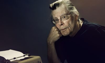 stephen king 014 - Stephen King Talks IT, Bill Skarsgård's Pennywise, and Stranger Things
