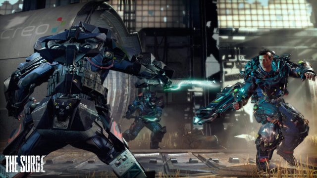 thesurge 03 1024x576 - E3 2016: The Surge Brings Exo-Suits, Giant Mechs, and Action... Oh My!