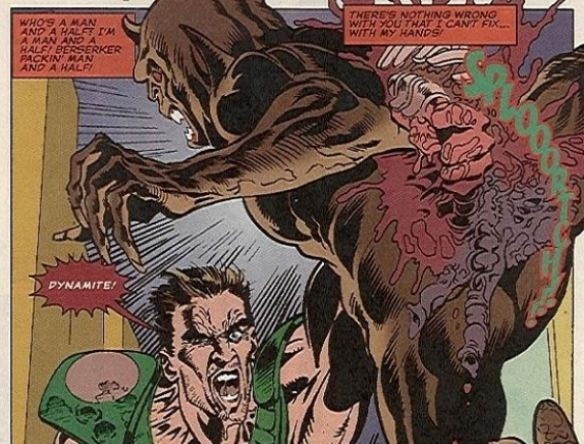 Doom pic 3 - Rip and Tear: Revisiting the Glorious Insanity of the Doom Comic