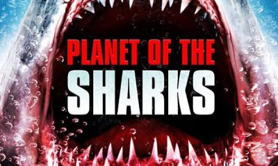 Planet of the Sharks s - Jaws Meets Waterworld in the Planet of the Sharks Trailer
