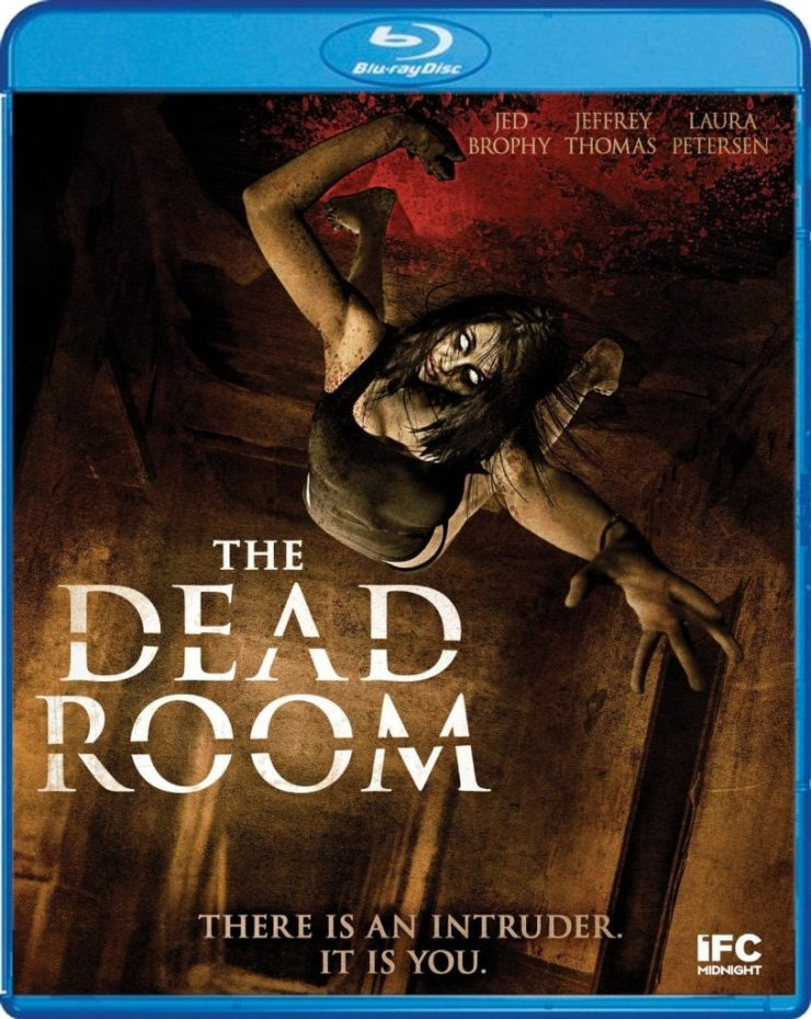 The Dead Room 814x1024 - Scream Factory and IFC Midnight Head into The Dead Room