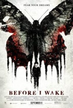 before I wake new art 203x300 - Before I Wake Review - Horror and Beauty Collide in the Most Majestic of Ways