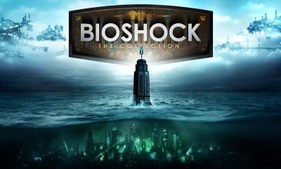 bioshock collection hero 1 - Remastered BioShock Collection Finally Gets Officially Announced