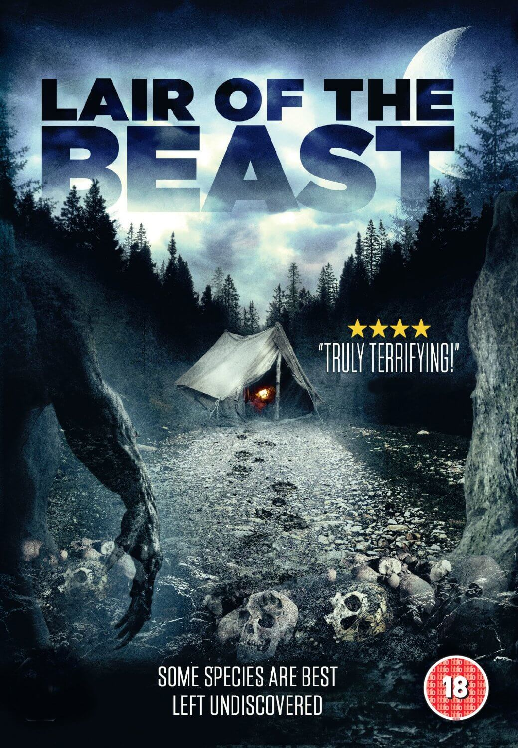 Beware The Chupacabra In Lair Of The Beast; DVD Available
