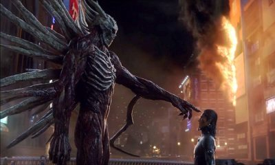 gantz o giant demon 1 - Toho Releases New Trailer and Posters for CGI Epic Gantz: O