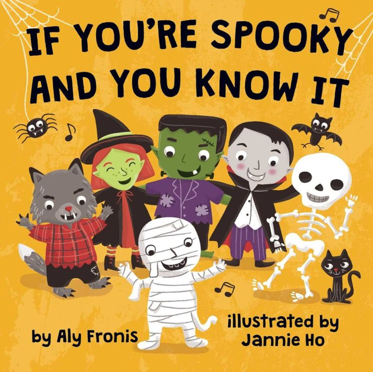 ifyourespookyandyouknowit - Best Books of the Halloween Season #7: If You're Spooky and You Know It