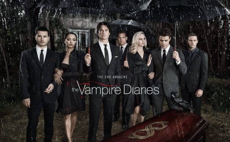 tvd s8banner - It's Official - Nina Dobrev Returning for The Vampire Diaries Finale
