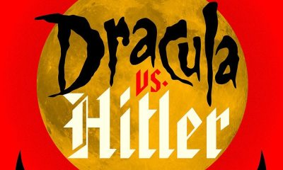 draculavshitlers - Horrible Imaginings Podcast #163: Dracula vs. Hitler! A Conversation with Author Patrick Sheane Duncan!
