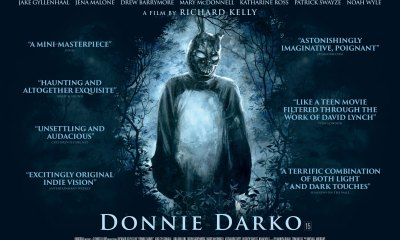 DONNIE DARKO QUAD V6 - Exclusive: Richard Kelly Reminisces as Arrow Films Releases Donnie Darko 4K Restoration