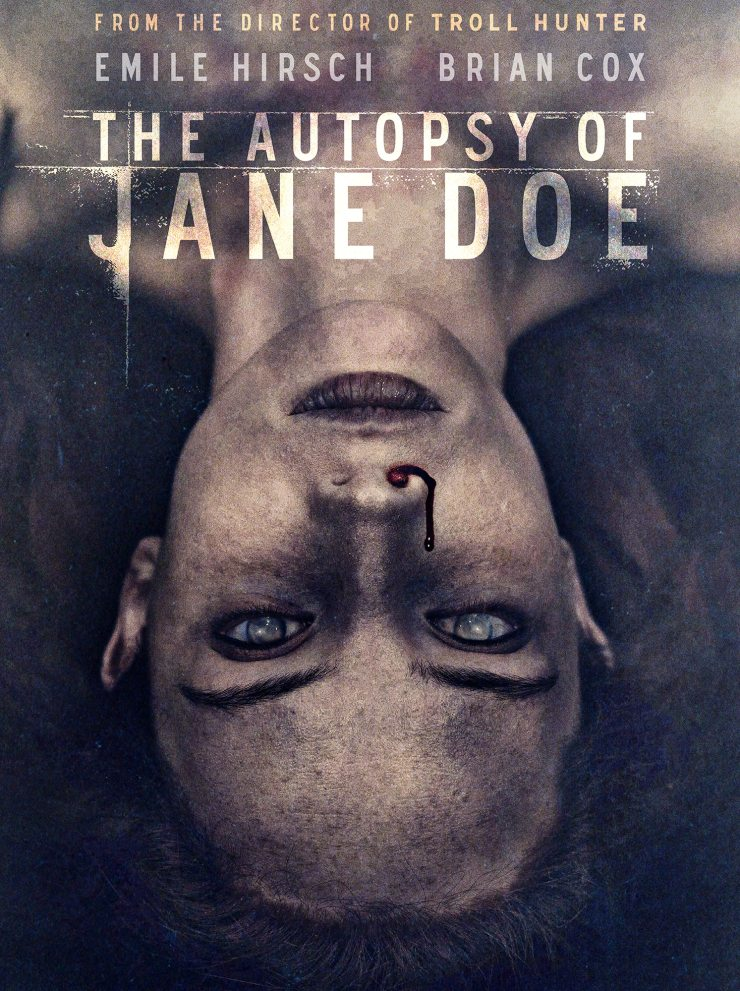 The Autopsy of Jane Doe poster - Interview: André Øvredal Dissects The Autopsy of Jane Doe