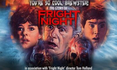 fright night documentary dvd 1 - Learn All You Need to Know About Fright Night with You're So Cool Brewster! Documentary Available Now