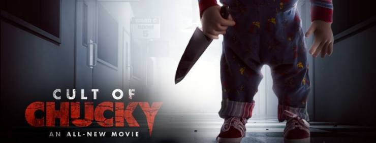 cult of chucky - Cult of Chucky - Bloody First Image!