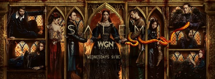 salem wednesdaybanner - New Images Tease that Loyalties Will Be Tested in Salem Episode 3.07 - The Man Who Was Thursday