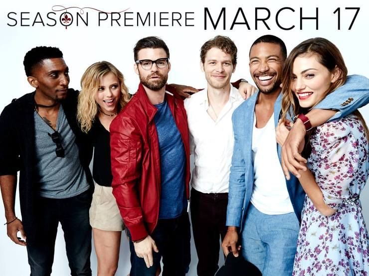 theoriginals march17 - Showrunner Shakeup for The Originals Ahead of Season 4 Premiere