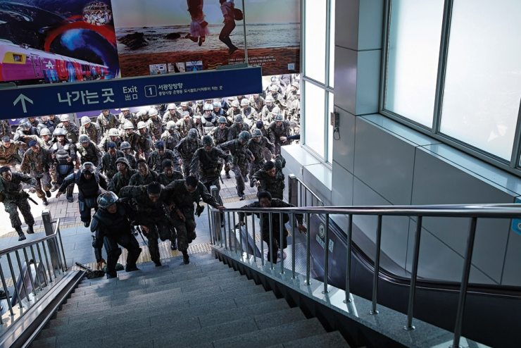 train to busan 7 - Train to Busan - Exclusive Animated Image and Enormous Photo Gallery!
