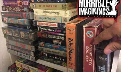 videos - Horrible Imaginings Podcast #167: Talking Video Shop Life with Videosyncratic Author Jon Spira