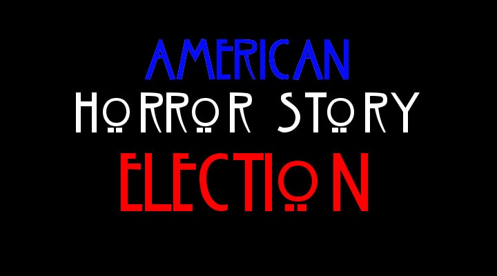 american horror story election - So We Might See Clinton and Trump in American Horror Story Season 7 After All!