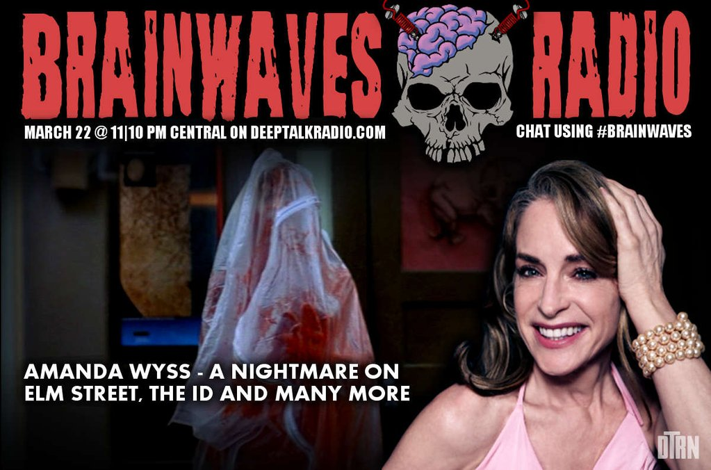 Amanda Wyss - Brainwaves