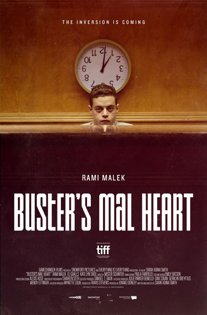 busters mal heart - Trailer and Release Date for Buster's Mal Heart