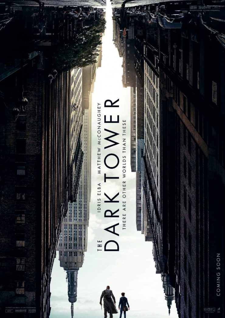 dark tower poster - Still Interested in a TV Series of The Dark Tower? Good Because It's Happening (Maybe)!