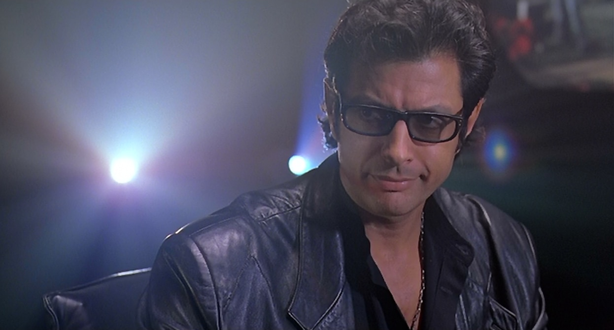 Image result for ian malcolm