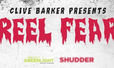 clivebarkerreelfearshudderbanner - Cast Your Vote For Your Favorite Clive Barker Presents: Reel Fear Horror Contest Concept