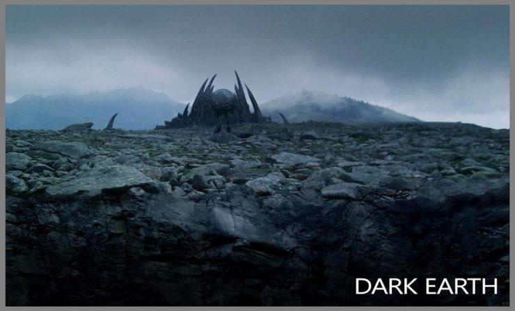 dark earth 2 - Exclusive Guest Blog: Vincent Guastini - V.G.P.  Effects & Design Studio New Projects - Aftermath, Dimension 404, and Vincent's Directing Debut of The Dark Tapes