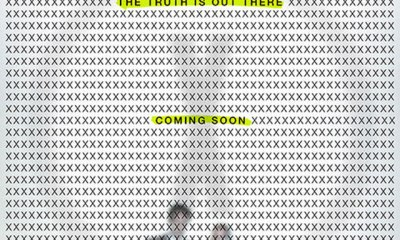x files s11teaserart s - First Images From The X-Files Surface!
