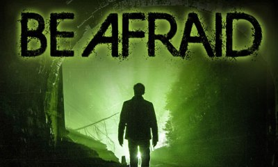 Be Afraid Poster s - Be Afraid (2017)